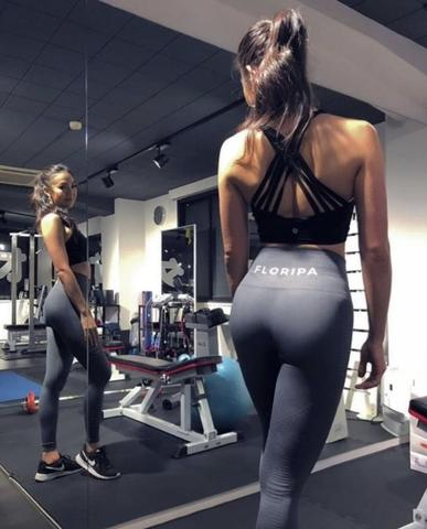 Srunch bum high waisted gym leggings